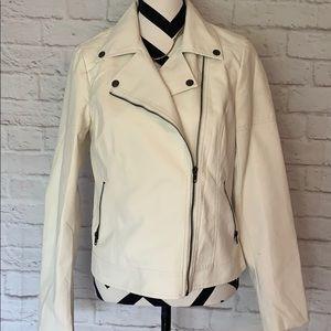 Forever 21 vegan leather jacket